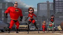 """Rückkehr der Superhelden: """"Die Unglaublichen"""" sind echt unglaublich"""