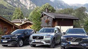 Höhenflug dank XC-Familie: Volvo tritt aufs Zukunfts-Gas