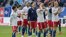 Hamburg-Derby endet im Remis: Polizei zufrieden, HSV frustriert