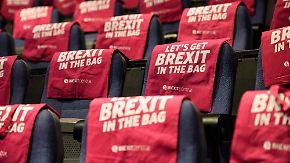Parteitag im Zeichen des Brexits: May und Johnson kämpfen um die Macht