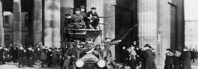 100 Jahre Novemberrevolution: Wie der Kaiser gestürzt wurde