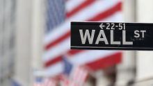 Wall Street beflügelt: US-Börsen profitieren von Nafta 2.0