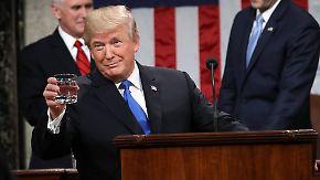 """Rückendeckung trotz FBI-Ermittlungen: Trump attestiert Kavanaugh """"kleines Alkoholproblem"""""""