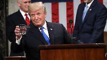 """Kavanaugh mit """"Alkoholproblemen"""": Trump: Habe noch nie ein Bier getrunken"""