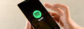 Bequemlichkeit statt Haptik: Wie Spotify das Musikhören revolutionierte