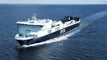 Unterwegs von Kiel nach Litauen: Personenfähre gerät in der Ostsee in Not