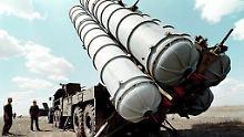 Russische S-300-Raketen