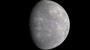 """Anspruchsvolle Weltraummission: """"BepiColombo"""" soll Merkurs Geheimnisse lüften"""