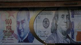 Verfall der Lira: Inflation in der Türkei steigt auf 24,5 Prozent