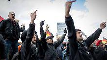 Hitlergruß in Berlin: Polizei ermittelt gegen Neonazi