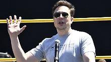 Wortspiel bei Twitter: Musk verspottet US-Börsenaufsicht