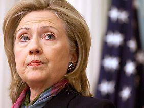 US-Außenministerin Clinton muss nun in der Welt um neues Vertrauen werben.