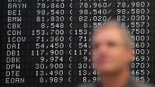 Der Börsen-Tag: Dax macht wieder die Grätsche - minus ein Prozent