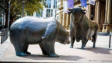 Frankfurter Börsen-Statue wird 30: Bulle und Bär feiern Geburtstag - teleboerse.de