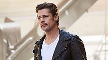 Was für die Seele: Liebt Brad Pitt eine Heilerin?