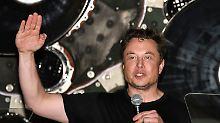 Der Börsen-Tag: Elon Musk greift Tesla-Großaktionär Blackrock an