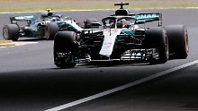 Vettel verpatzt Qualifikation: Hamilton schnappt sich Pole in Japan