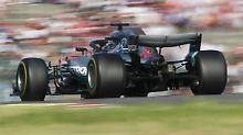 Vettel in Japan nur auf Platz 6: Hamilton rast nächstem WM-Titel entgegen