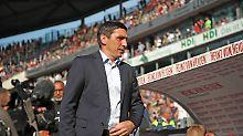Neues Trainerteam übernimmt: VfB Stuttgart trennt sich von Korkut