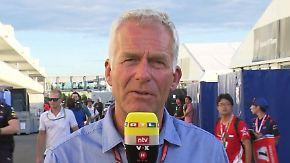 """Danner zum Großen Preis von Japan: """"Gott sei Dank wird in der Formel 1 wieder gekämpft"""""""