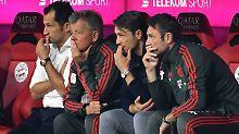 Ratlosigkeit auf der Bank des FC Bayern - Frohlocken beim Rest der Liga.