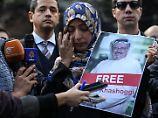 Mord in saudischer Botschaft?: Khashoggi - die verschwundene Stimme