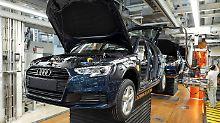 Auto-Zulassungen in Südkorea: Hat Audi Fahrgestellnummern manipuliert?