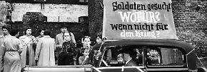 Persil und Petticoat: So sah Köln in den Fünfzigerjahren aus