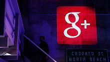 Datenleck beim Online-Netzwerk: Google Plus wird dicht gemacht