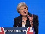 Tories gefährden Brexit-Plan: Abgeordnete positionieren sich gegen May