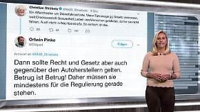 n-tv Netzreporter: Kampf um #Diesel tobt auch online