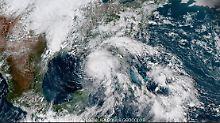 "Bangen in Florida: Hurrikan ""Michael"" wird zum Monster"