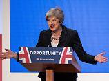 Überraschende Wende: Oppositionelle unterstützen Mays Brexit-Plan