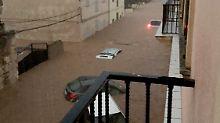 Starkregen und Sturzfluten: Neun Tote bei Unwetter auf Mallorca