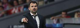 Ivan Leko, Trainer des Meisters FC Brügge, gehört zu den Verhafteten.