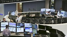 Der Börsen-Tag: Dax schließt nach einem holprigen Start im Plus