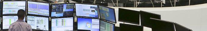 Der Börsen-Tag: 17:51 Dax schließt nach einem holprigen Start im Plus
