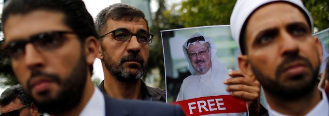 """Mord im saudischen Konsulat?: """"Berlin muss Fall Khashoggi ansprechen"""""""