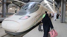 "Schnellzug in Saudi-Arabien: ""Al-Haramain"" nimmt Betrieb auf"