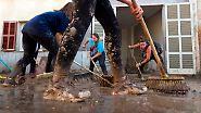 Mallorca nach der Sintflut: Stadt muss neu aufgebaut werden