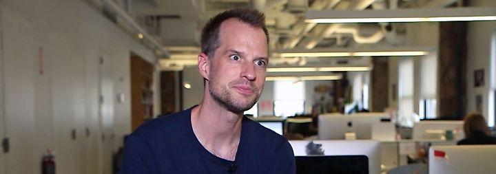 """Startup News: Philippe von Borries, Refinery 29: """"Der Wettbewerb in New York ist wahnsinnig"""""""
