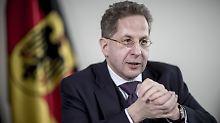 Abteilungsleiter-Posten belegt: Ministerium schafft neue Stelle für Maaßen