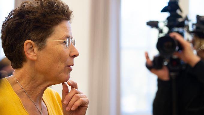 Ärztin Kristina Hänel deutete bereits vor dem Urteil des Landgerichts an, in die nächst höhere Instanz zu gehen.
