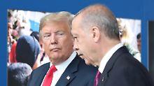 """Der Börsen-Tag: Fed """"zu unabhängig"""": Trump macht wieder den Erdogan"""