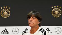 DFB-Trainer Joachim Löw setzt beim Nations-League-Spiel gegen die Niederlande auf zahlreiche Spieler des FC Bayern münchen.