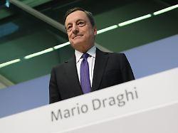 Draghi pocht auf Status quo: Banken fordern Ende der EZB-Negativzinsen