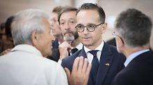 """Großdemo in Berlin: Maas unterstützt """"Unteilbar""""-Aufruf"""