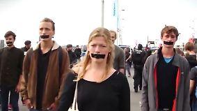 """""""Unteilbar""""-Demo in Berlin: Zehntausende wollen gegen Rechtsruck demonstrieren"""