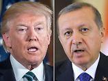 Nach Freilassung von Brunson: Trump und Erdogan vertragen sich via Twitter