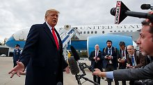"""Sieht """"nicht allzu gut aus"""": Trump: Khashoggi wahrscheinlich tot"""